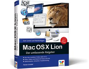Cover von Mac OS X Lion