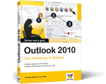 Cover von Outlook 2010