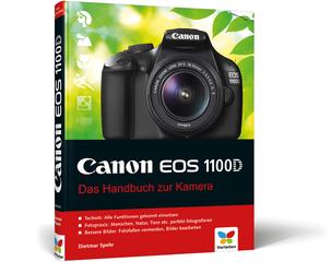 Cover von Canon EOS 1100D