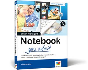 Cover von Notebook - ganz einfach!