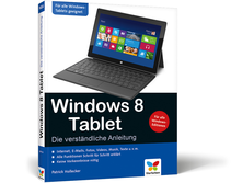 Cover von Windows 8 Tablet