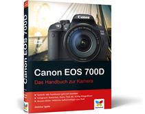 Cover von Canon EOS 700D