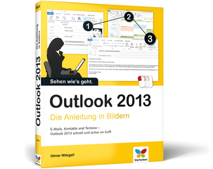 Cover von Outlook 2013