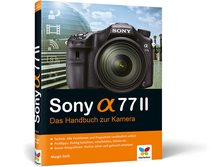 Cover von Sony alpha 77II