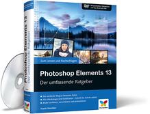 Cover von Photoshop Elements 13