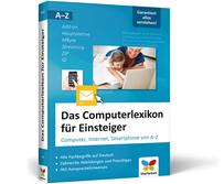 Cover von Das Computerlexikon für Einsteiger - Computer, Internet, Smartphone von A-Z