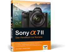 Cover von Sony alpha 7II