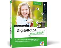 Cover von Digitalfotos - ganz einfach!