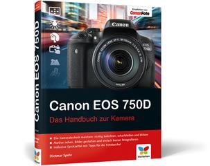Cover von Canon EOS 750D
