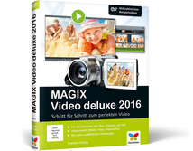 Cover von MAGIX Video deluxe 2016