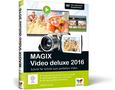 Cover MAGIX Video deluxe 2016 - Schritt für Schritt zum perfekten Video