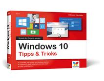 Cover von Windows 10 Tipps und Tricks