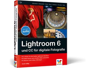 Cover von Lightroom 6 und CC für digitale Fotografie