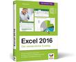 Cover Excel 2016 - Der verständliche Einstieg