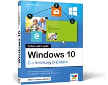 Cover von Windows 10 - Die Anleitung in Bildern