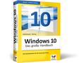 Cover Windows 10 - Das große Handbuch