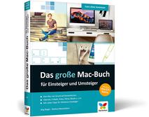 Cover von Das große Mac-Buch für Einsteiger und Umsteiger