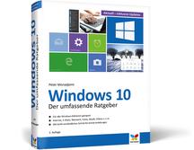 Cover von Windows 10 - Der umfassende Ratgeber