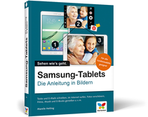 Cover von Samsung-Tablets