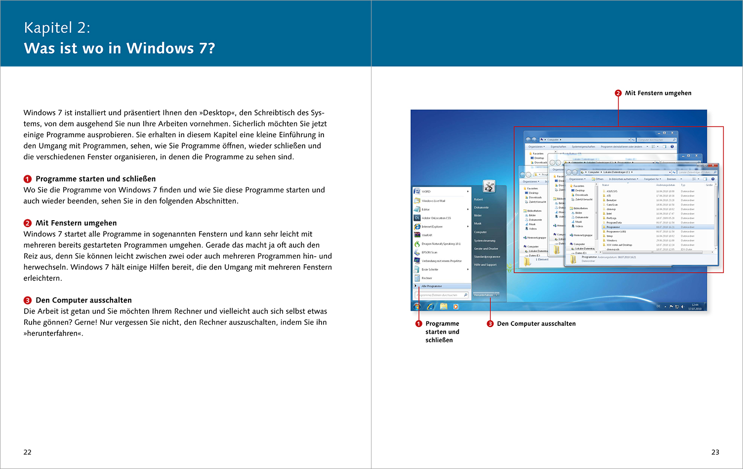 windows 8 kennenlernen Troisdorf